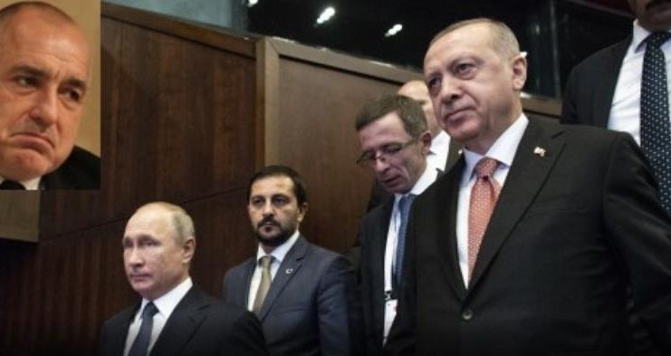 """НЕКАТЕГОРИЗИРАНОРусия и Турция завършиха морския участък от """"Турски поток""""… Бойко гледа умно…"""