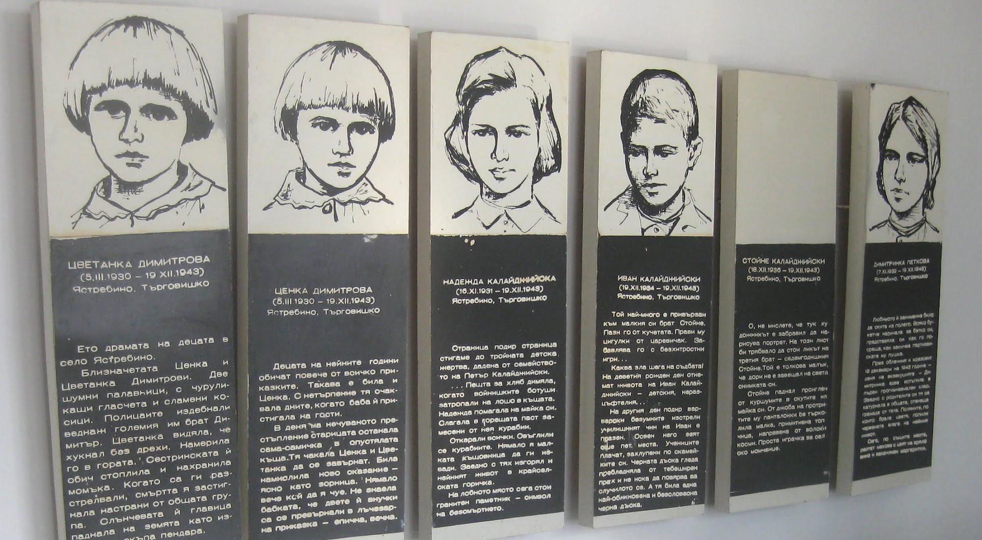 Защо и от кого бяха убити шестте ястребинчета