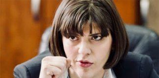 Новият гл.прокурор на ЕС-Лаура Кьовеши отсече: Почваме с България и Румъния - ОЩЕ ОТ ДНЕС!