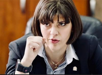 Новият гл.прокурор на ЕС-Лаура Кьовеши Отсече: Почваме с България и Румъния- ОЩЕ ОТ ДНЕС!