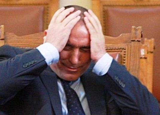 Свалят премиера Бойко Борисов от власт!?