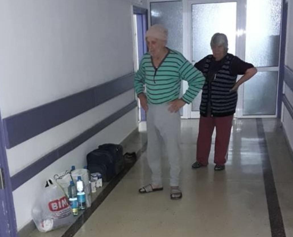 Бойколандия: Болница изхвърли възрастни хора като кучета. Нямало места…