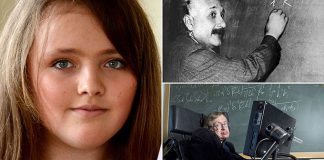 12-годишно момиче от ромски произход е по-интелигентно от Айнщайн