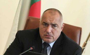 Борисов: Цветанов говори глупости. Надявам се, че не пречи