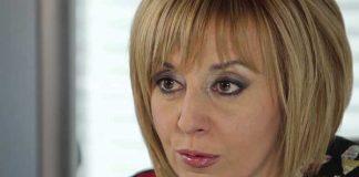 Манолова: Продължавам да дишам във врата на ГЕРБ. Видяхме страха в очите на властта