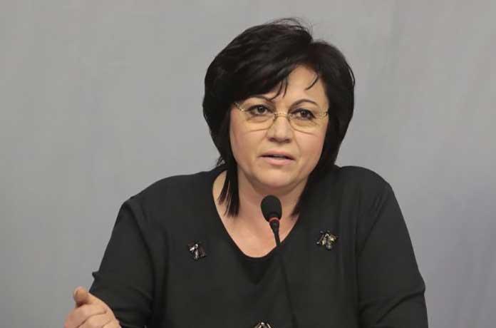 Нинова до европейските посланици: Репресиите срещу БСП продължават и след изборите!