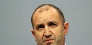 Президентът Радев върна кандидатурата на Гешев