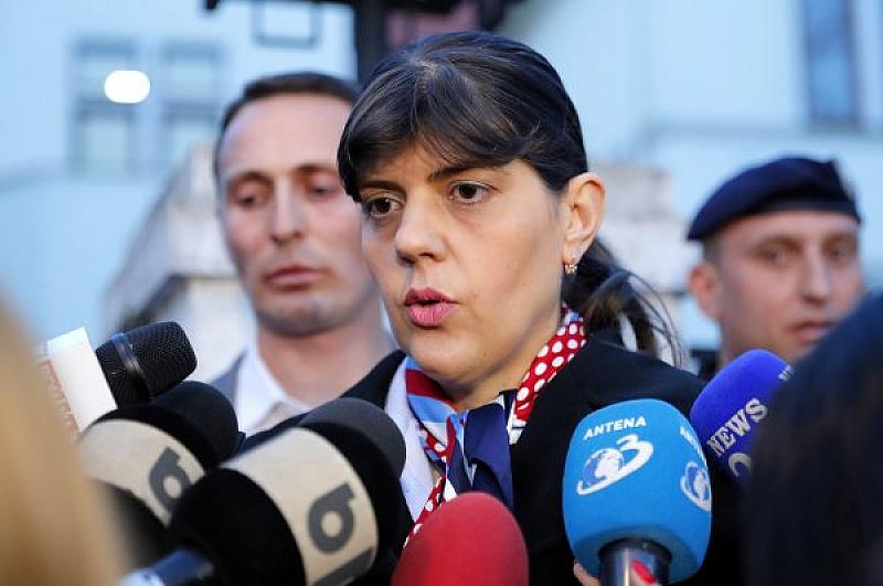 Euronews: Ще пречат на работата на Лаура Кьовеши заради борбата й с корупцията в България