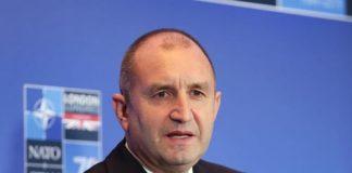 Румен Радев: Не ме интересува личността на министър-председателя, а резултатите от неговото управление