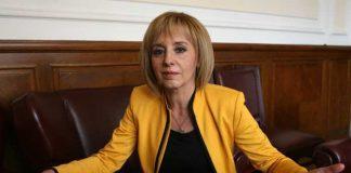 Мая Манолова: Работници от ловешка фирма не са взимали заплати над половин година. Къде е държавата?