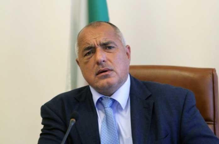 Борисов се скара на Каракачанов: И аз казвам, че така не може да продължава, ама продължава