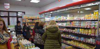 Поскъпването на храните се ускорява в България