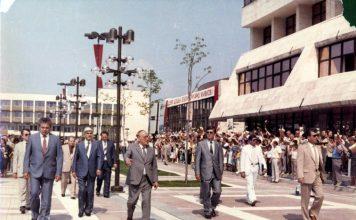 Как за по-малко от 2 години Благоевград придоби европейски вид. 100 000 българи се включват в големия строеж!
