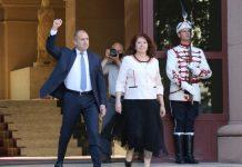 """Румен Радев: """"Не"""" на страха, ще си върнем България! Мутри – вън!"""