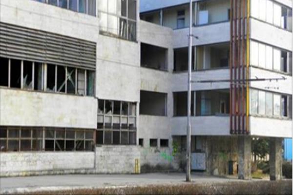 Разпадът на един град който е бил Образец преди 1990 година