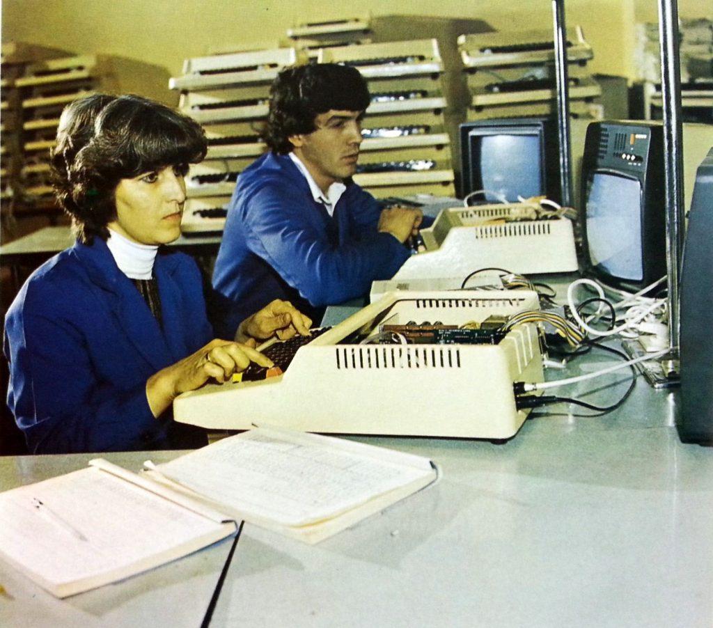Преди 30 години в Правец се произвеждаха половината от компютрите използвани в Източния блок