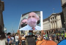 Ден 68: Протестът е като вечния огън – дразним Борисов и държим Гешев далеч!