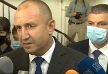 Радев: Не се меся в делата на никоя партия, когато БСП вземе властта, ще критикувам и тях