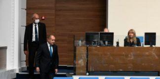 Приеха промените в Изборния кодекс след ултиматум, ветото на Радев върху тях вече е в парламента