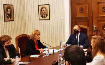 Мая Манолова: Готови сме да подкрепим правителство на промяната