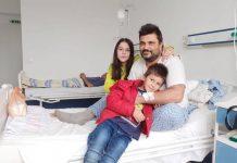 Зов за помощ: Да помогнем на самотен баща с две деца, диагностициран с нелечима болест