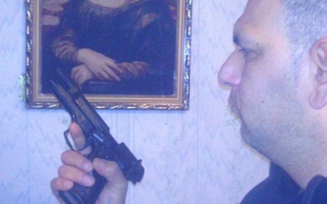 Циганският Рамбо Ахмет Баши