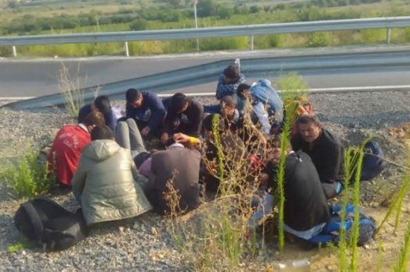 Сърбия ни е върнала 2275 мигранти само за месец - сирийци, афганистанци и пакистанци