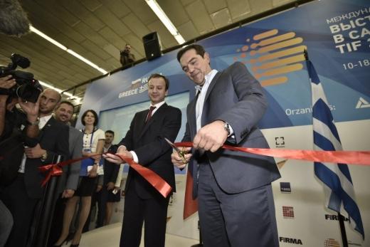 Москва зарадва Ципрас с щедра газова новина