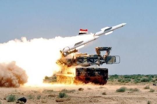Става напечено! Сирийската армия е свалила израелски военен самолет и дрон