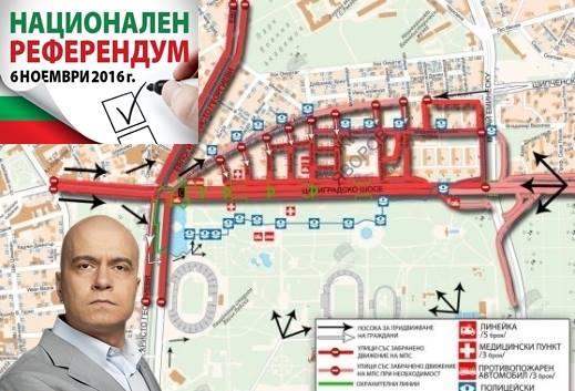 Концертът на Слави парализира София за 24 часа (РАЗПИСАНИЕ)