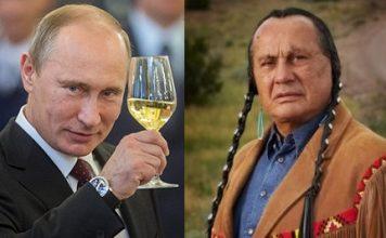 """Путин иска племето """"Лакота"""" да му прехвърли договора със САЩ, взима земи от 5 щата…"""