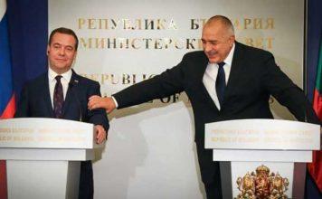 Психолог: Руският премиер не гледаше към Борисов, за разлика от срещата му с Радев