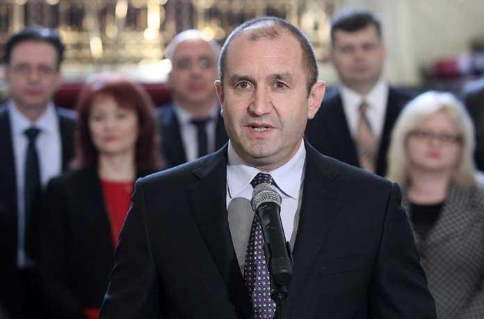 Радев: България и САЩ са стратегически съюзници, приятели и партньори, и не трябва да има визи за българските граждани