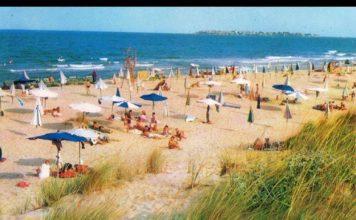 Когато плажът, хората и морето бяха различни
