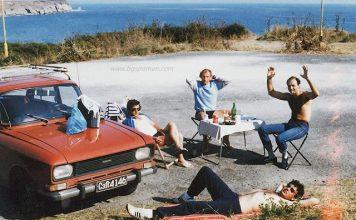 Когато нямаше олинклузив и ядяхме филии на плажа