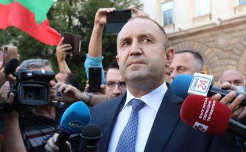 ГЕРБ напусна залата преди словото на Радев. Той: Бягството няма да ви спаси, ще има парламент отвън