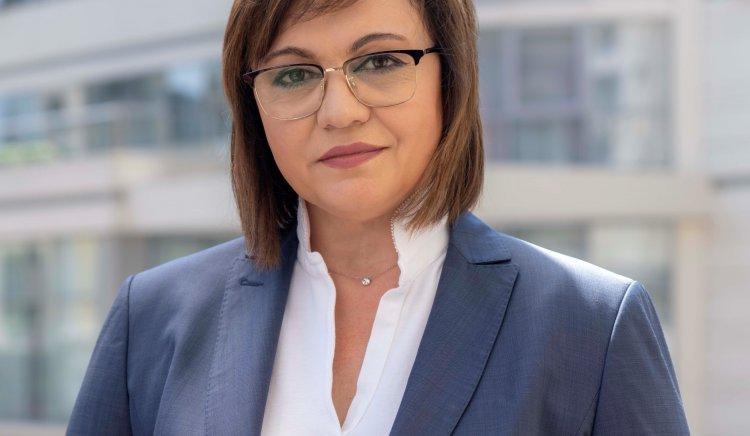 Корнелия Нинова: Докато съм председател на БСП, партията няма да промени позицията си за Истанбулската конвенция
