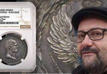 Стефан Пройнов: Руска монета продадена за $ 2.64 милиона щатски долара Стефан