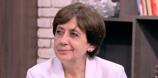 """Ренета Инджова: Да се води политическото битие във форми, по-далеч от пазара """"Георги Кирков"""""""