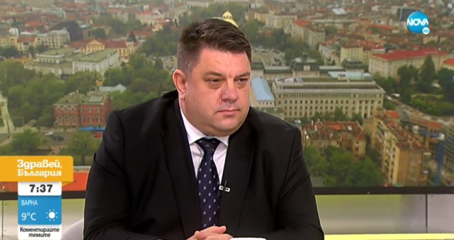 Зафиров, БСП: С поведението на ИТН Борисов ще се върне на бял кон в политиката при нови избори
