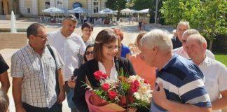 Корнелия Нинова: Внесохме Закон за възрастните хора и преизчисляване на всички пенсии, следете коя парламентарна група ще гласува