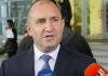 Радев: Борисов да спечели вота и да внесе демократичните си ценности в президентството